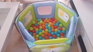 piscina de bolas