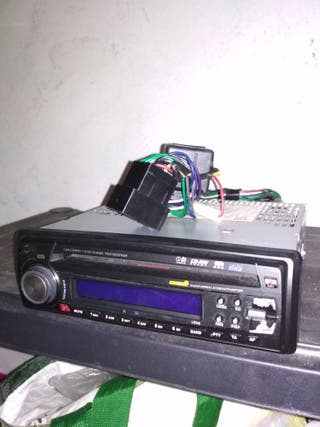 Radio cd para coche