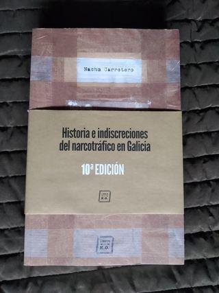 Libro Fariña de Nacho Carretero
