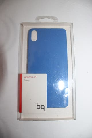 FUNDA PARA MOVIL AQUARIS X5