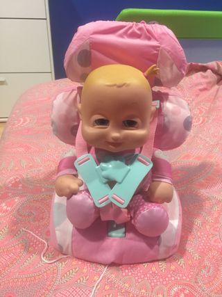 Silla bebé juguete