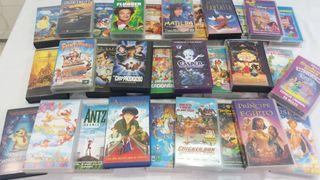 PELÍCULAS VHS CINE FAMILIAR