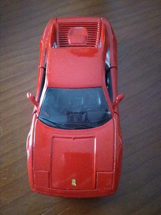 maqueta Ferrari F355