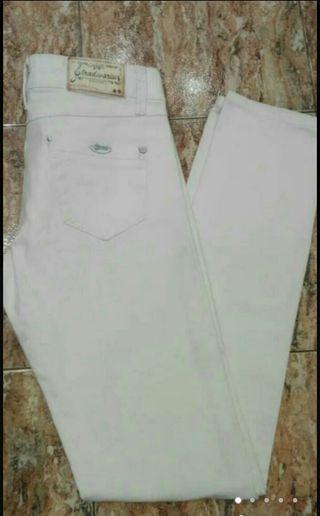 pantalón vaquero NUEVO pantalones vaqueros vestido