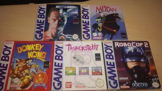 Juegos Gameboy clásica completos