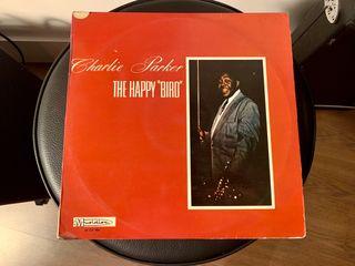 Vinilo Jazz Charlie Parker - The Happy Bird