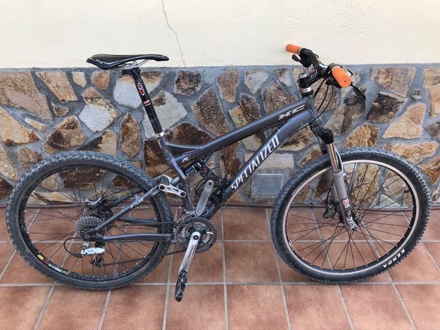 Bicicleta Specialized XC