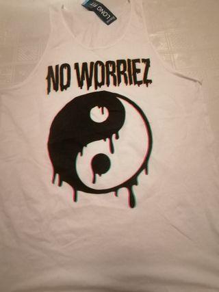 Pack Camiseta tirantes Zara bershka