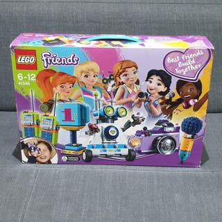 juguete nuevo precintado Lego friends 41346