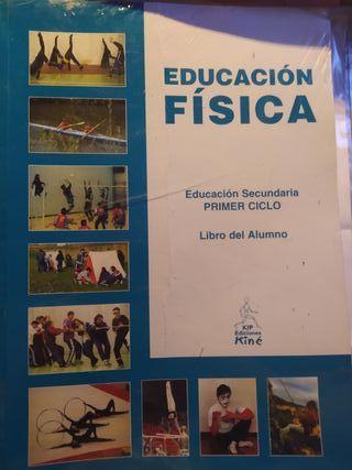 libro de educación física ESO