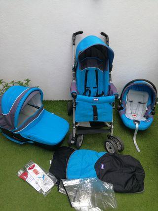 Carro bebé CHICCO 3 en 1