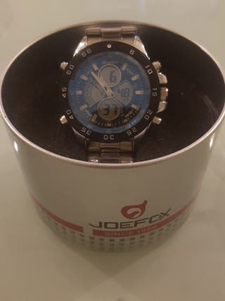 Reloj hombre nuevo marca QUAMER
