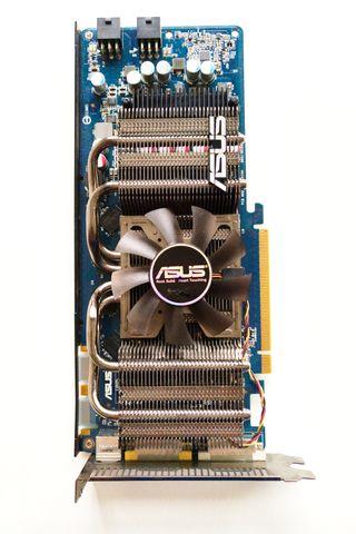 Tarjeta gráfica ASUS GeForce 9800 GTX+, para PC