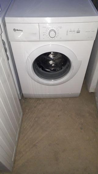 Lavadora lavavajillas y secadoras