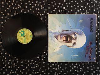 Scorpions disco vinilo