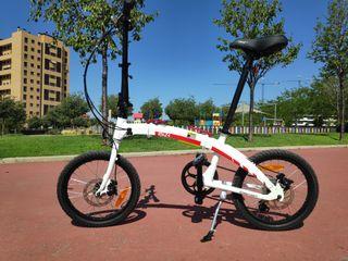 Bicicleta plegable BH Ibiza Sport 2019