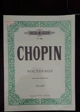 Libros de PIANO y partituras sueltas