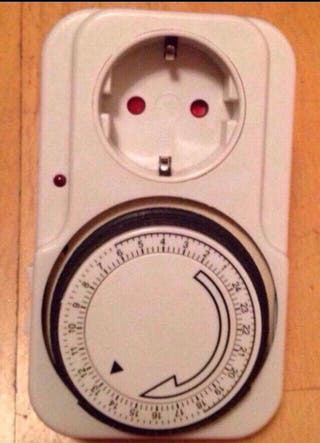 Temporizador reloj programable.Nuevo