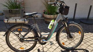 bici eléctrica Lapierre Overvolt Urban 200