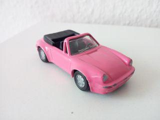 PORSCHE 911 TURBO CABRIO COCHE ESCALA 1/57 - SIKU