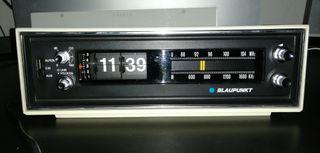 RADIO RELOJ BLAUPUNKT FLIP CLOCK