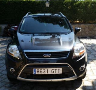 Ford Kuga 2010 4x4
