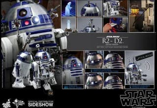 hot toys r2d2 deluxe