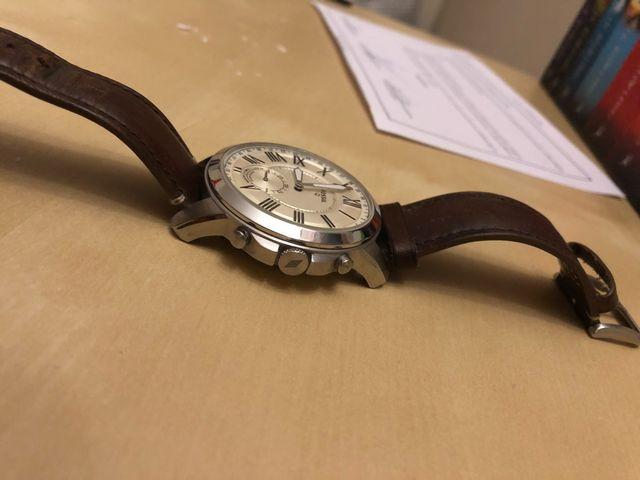 Reloj Smartwatch Fossil Q Grant hibrido