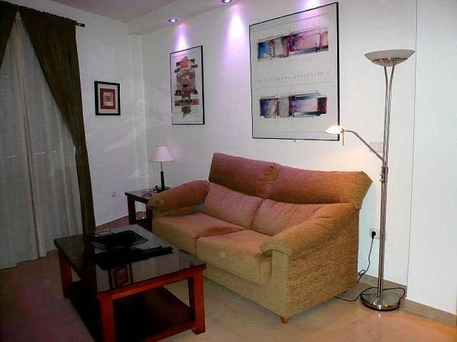 Apartamento en alquiler en Centro en Antequera (Antequera, Málaga)
