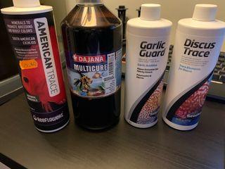 Discus Trace, American Trace, Garlic Guard