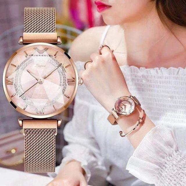 Reloj Diamante Lupai