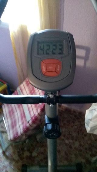 bicicleta muy cómoda
