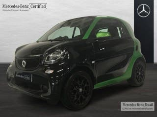 SMART FORTWO fortwo coupe electric drive / EQ Coupe passion