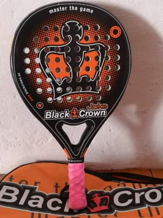 Pala Pádel BLACK CROWN JOKE