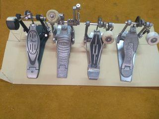 pedal bombo batería acustica