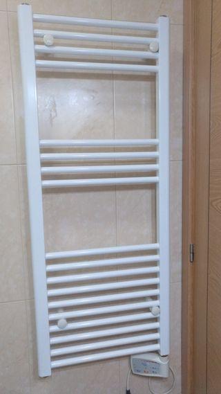 Toallero electrico radiador