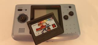 Neo Geo Pocket Color + juego