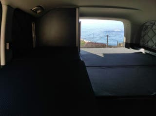 Mercedes-Benz Vito marcopolo Westfalia California autocaravana Camper...furgoneta