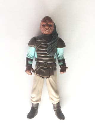 Kenner Star Wars figura Weequay en perfecto estado