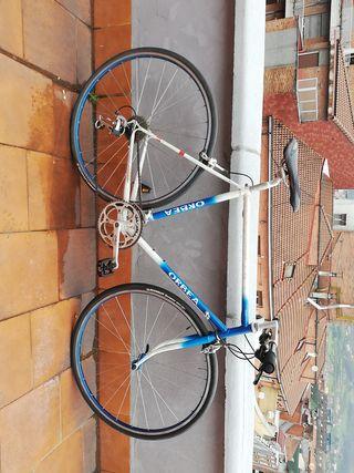 bici orbea manillar plano shimano mavic