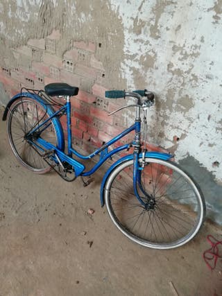 bicicleta bh especial azul