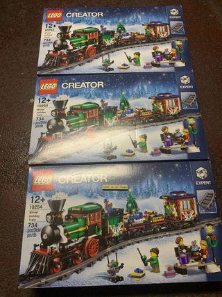 Lego creator navideño 10254