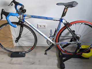 rodillo más bici