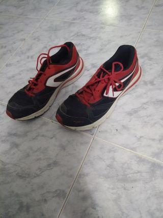 Zapatillas para correr con muy poco uso (se puede