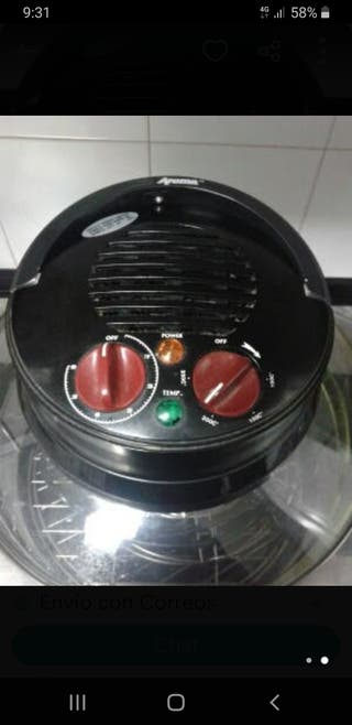 Horno eléctrico por aire
