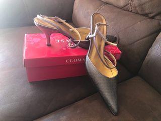 Zapatos fiesta talla 39