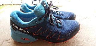 zapatillas deportivas speedcross salomon