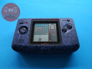 Consola Neo Geo Pocket Color Stone blue SNK