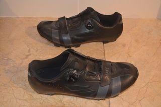 Zapatillas ciclismo LAKE MX 176 WIDE-Bici montaña