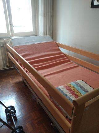 cama articulada ortopédica